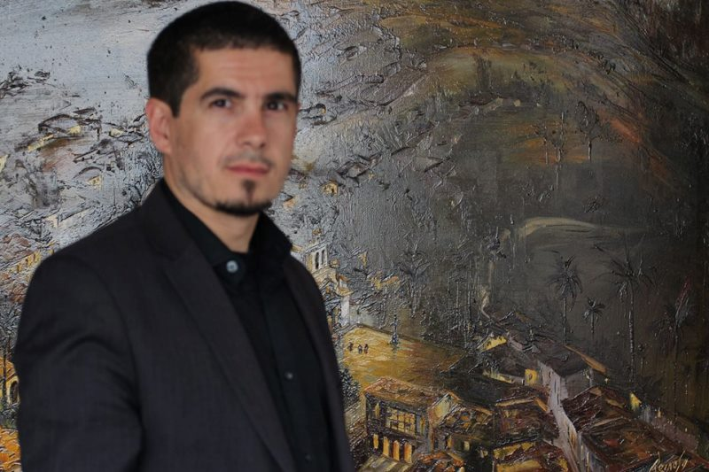 Aitor Arjol Bermejo (Ecuador)